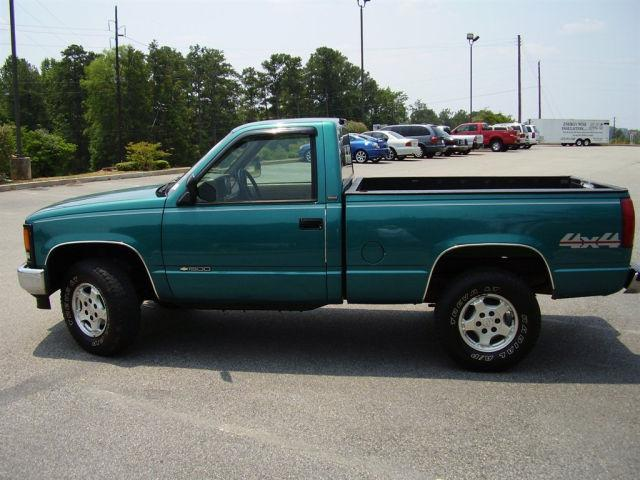 1994 Chevrolet 1500 For Sale In Gray Georgia Classified