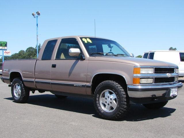 1994 Chevrolet 1500 Silverado For Sale In Aumsville