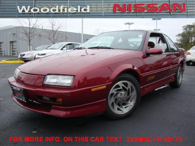 1994 Chevrolet Beretta Z26 For Sale In Hoffman Estates Illinois
