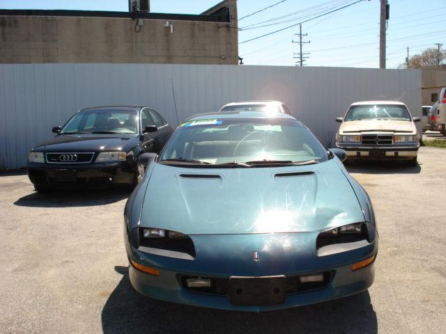 1994 Chevrolet Camaro For Sale In Milwaukee Wisconsin