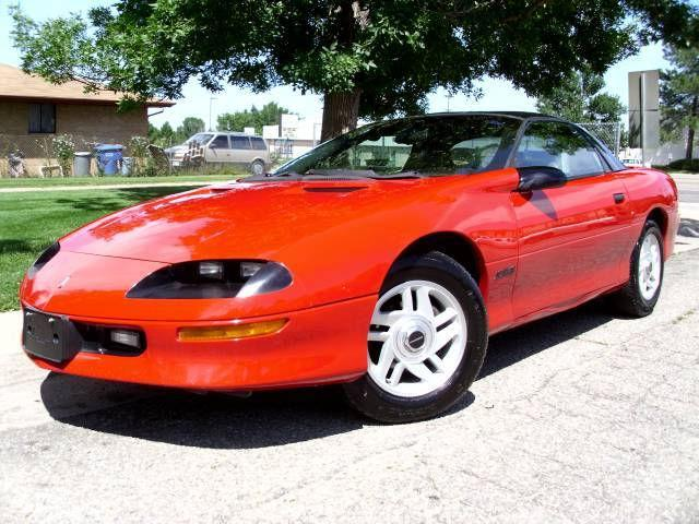 1994 Chevrolet Camaro Z28 For Sale In Englewood Colorado