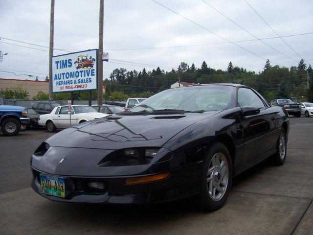 1994 Chevrolet Camaro Z28 For Sale In Clackamas Oregon