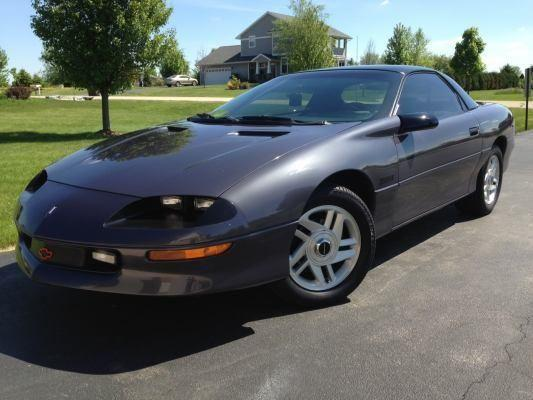 1994 chevrolet camaro z28 price reduced from for sale. Black Bedroom Furniture Sets. Home Design Ideas