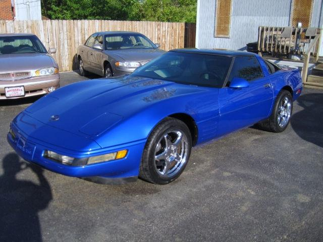 1994 chevrolet corvette for sale in zanesville ohio classified. Black Bedroom Furniture Sets. Home Design Ideas