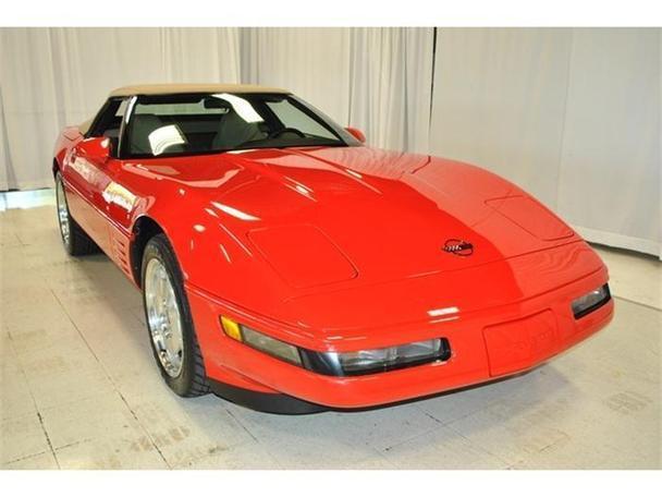 1994 chevrolet corvette for sale in flushing michigan classified. Black Bedroom Furniture Sets. Home Design Ideas