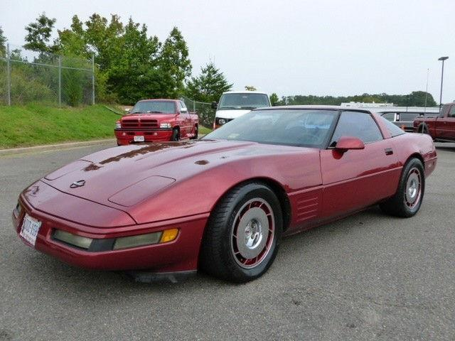 1994 chevrolet corvette for sale in midlothian virginia classified. Cars Review. Best American Auto & Cars Review