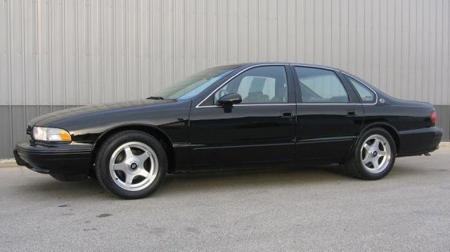 1994 chevrolet impala ss for sale in atlantic iowa. Black Bedroom Furniture Sets. Home Design Ideas
