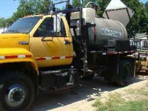 1994 Chevrolet Kodiak Herbicide Spray Truck - $6500 (Garfield GA)