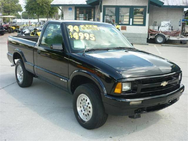 1994 Chevrolet S-10 for Sale in Deland, Florida Classified ...
