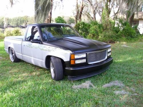 1994 CHEVY 1500 CUSTOM PICKUP