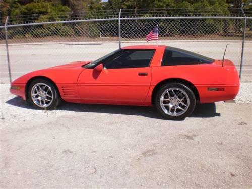 1994 chevy corvette 2dr coupe for sale in englewood florida. Cars Review. Best American Auto & Cars Review