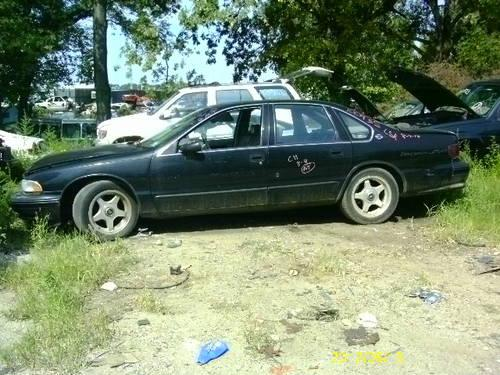 1994 chevy impala ss for sale parts only for sale in. Black Bedroom Furniture Sets. Home Design Ideas