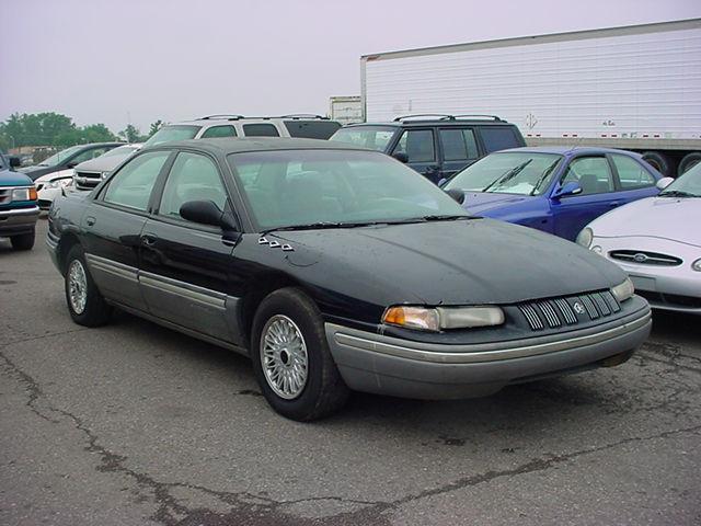 1994 Chrysler Concorde for Sale in Pontiac, Michigan ...