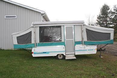 1994 Coleman Pop Up Camper For Sale In Kimball Michigan