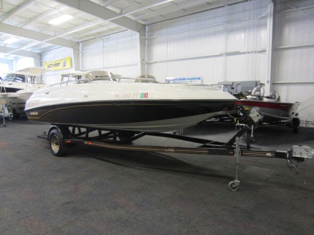 1994 crownline 200 deck boat for sale in kalamazoo for Outboard motors for sale in michigan