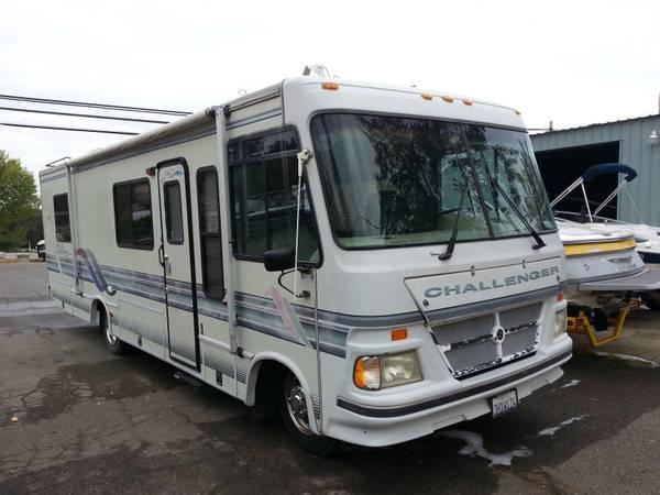 1994 Damon Challenger 29 Motorhome For Sale In Redding