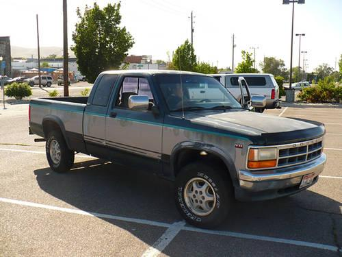 Dodge Dakota Club Cab Slt L X Americanlisted on 1993 Dodge Dakota Mirrors
