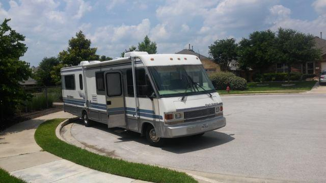 1994 Dutchman RV second owner