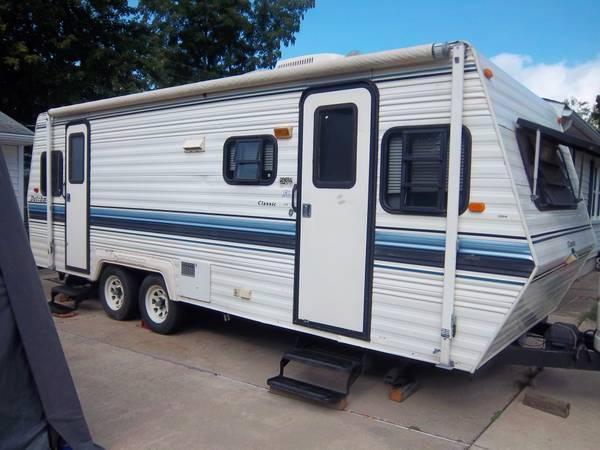 1994 Dutchmen trailer - $4000