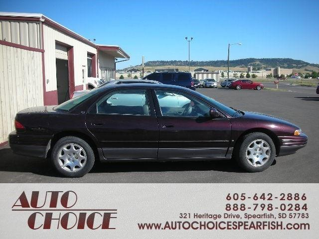 1994 eagle vision tsi 1994 eagle vision tsi car for sale for Spearfish motors spearfish sd