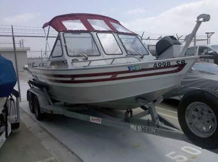 1994 fishrite explorer jet fishing boat custom for sale in for Jet fishing boats for sale