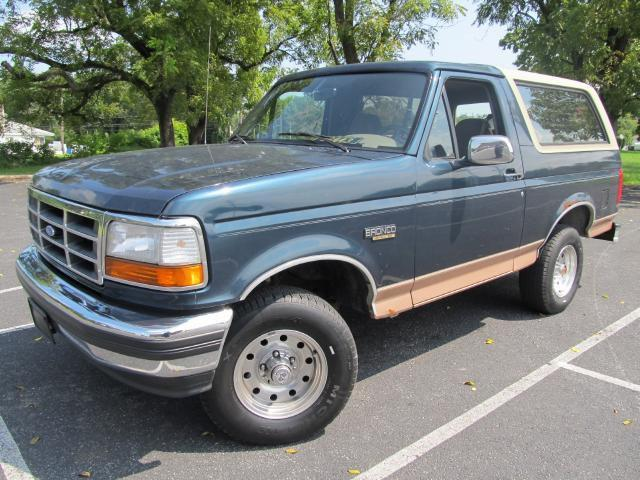 1994 ford bronco eddie bauer for sale in townsend delaware classified. Black Bedroom Furniture Sets. Home Design Ideas