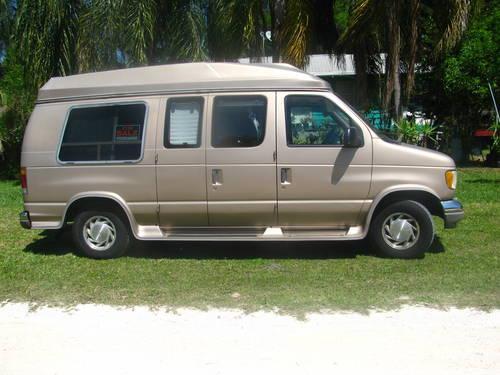 1994 Ford E150 Sherrod Custom Conversion Van For Sale In