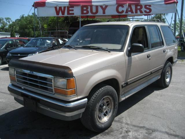 1994 ford explorer for sale in clearwater florida classified. Black Bedroom Furniture Sets. Home Design Ideas