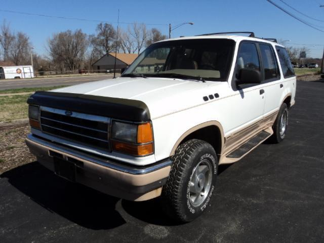 1994 ford explorer eddie bauer for sale in decatur illinois classified. Black Bedroom Furniture Sets. Home Design Ideas