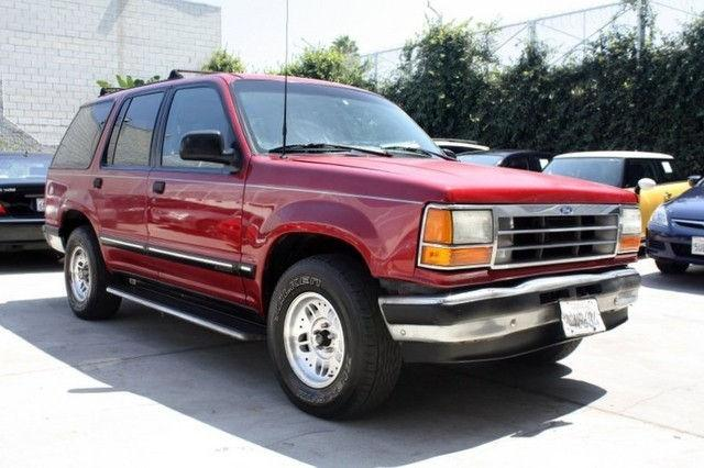 1994 ford explorer xlt for sale in rosemead california