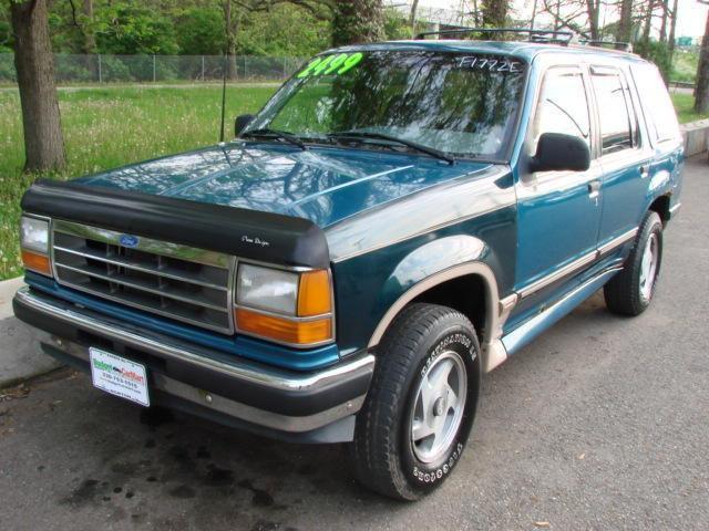 1994 ford explorer xlt for sale in norton ohio classified. Black Bedroom Furniture Sets. Home Design Ideas