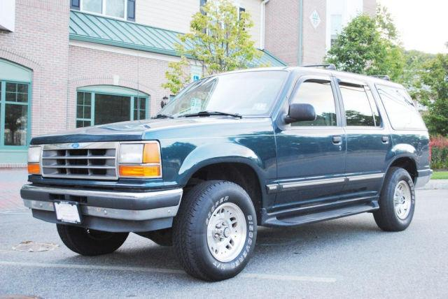1994 ford explorer xlt for sale in west milford new jersey classified. Black Bedroom Furniture Sets. Home Design Ideas