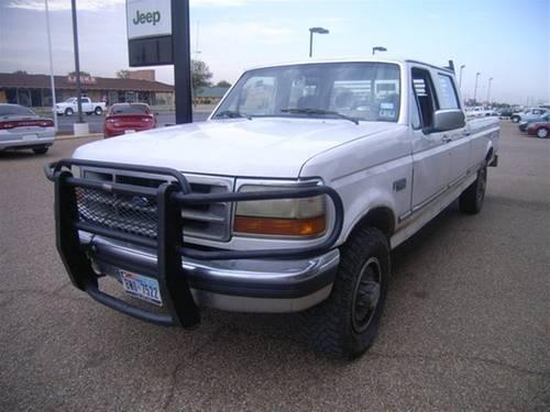 1994 ford f 350 truck xl for sale in lubbock texas classified. Black Bedroom Furniture Sets. Home Design Ideas