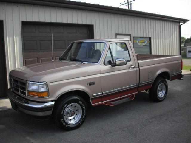 1994 ford f150 xl for sale in muncie indiana classified. Black Bedroom Furniture Sets. Home Design Ideas