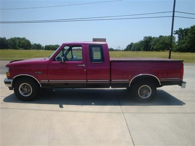 1994 ford f150 xl for sale in arlington texas classified. Black Bedroom Furniture Sets. Home Design Ideas