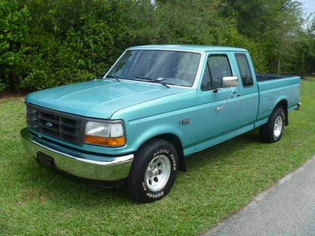 1994 ford f150 xl for sale in lake park florida classified. Black Bedroom Furniture Sets. Home Design Ideas