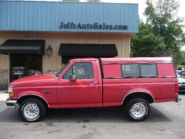 1994 ford f150 xl for sale in lincolnton north carolina classified. Black Bedroom Furniture Sets. Home Design Ideas