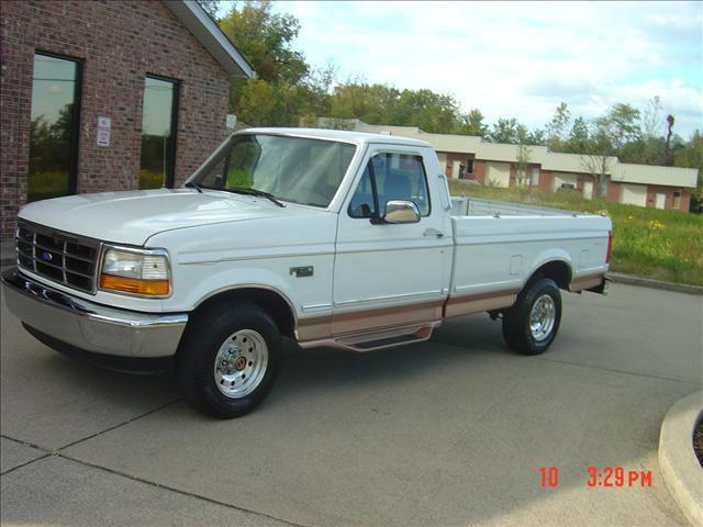 1994 Ford F150 XL | 1994 Ford F-150 XL Car for Sale in ...