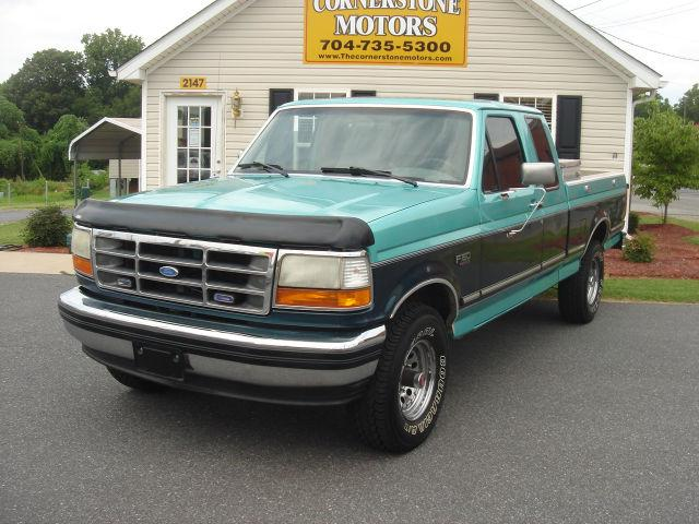 1994 Ford F150 Xlt Supercab For Sale In Lincolnton  North