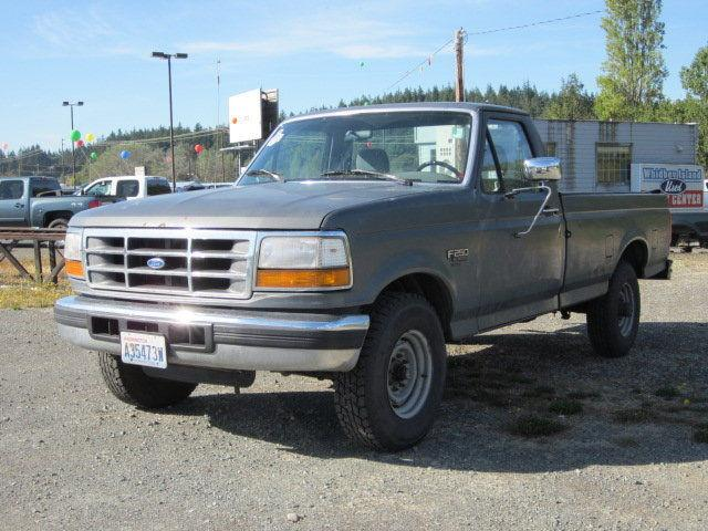 1994 ford f250 xl 1994 ford f 250 xl car for sale in anacortes wa 4365081877 used cars on. Black Bedroom Furniture Sets. Home Design Ideas