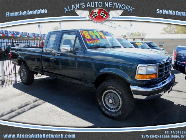 1994 ford f250 xl for sale in reno nevada classified. Black Bedroom Furniture Sets. Home Design Ideas