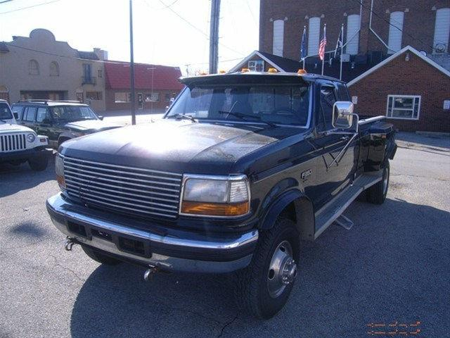 1994 ford f350 xl for sale in bloomington indiana for Bureau of motor vehicles bloomington indiana