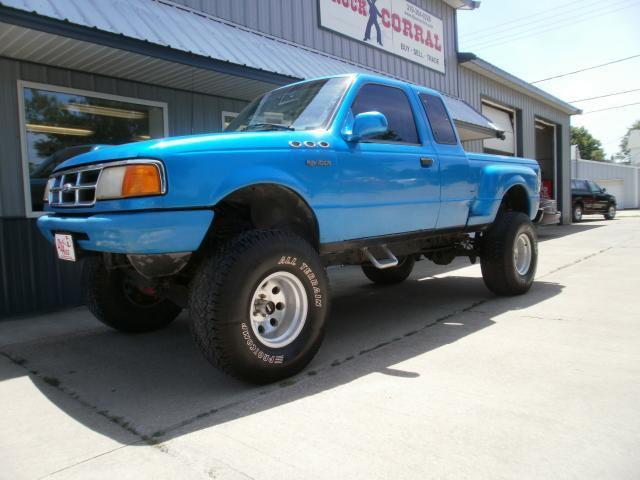 Sioux City Ford >> 1994 Ford Ranger Splash for Sale in Cedar Rapids, Iowa Classified | AmericanListed.com