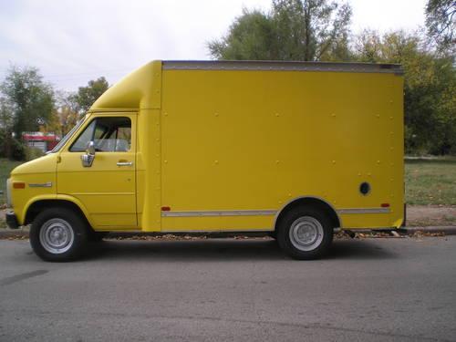 1994 gmc box truck fuse box 1994 gmc g3500 box truck van runs & drives look for sale ... #7