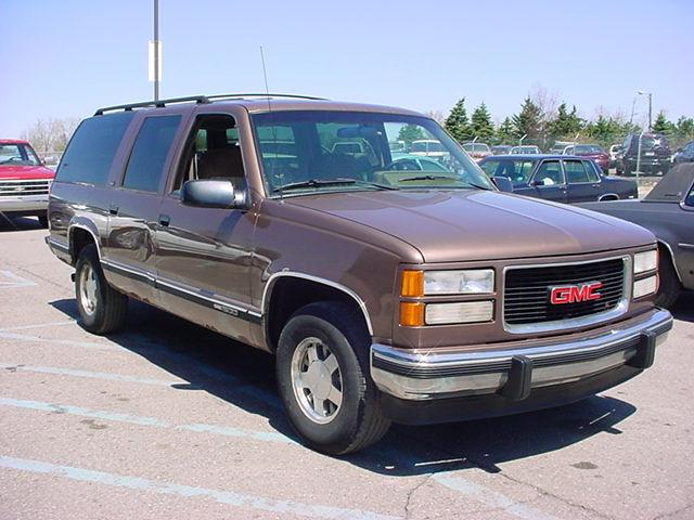 1994 gmc suburban 1500 for sale in pontiac michigan. Black Bedroom Furniture Sets. Home Design Ideas