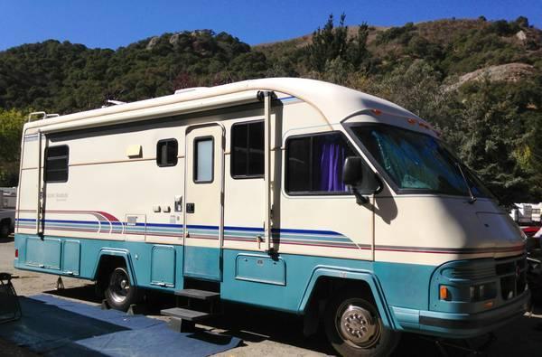 1994 holiday rambler vacationer chevy 9900 obo 1994 for Holiday rambler motor homes