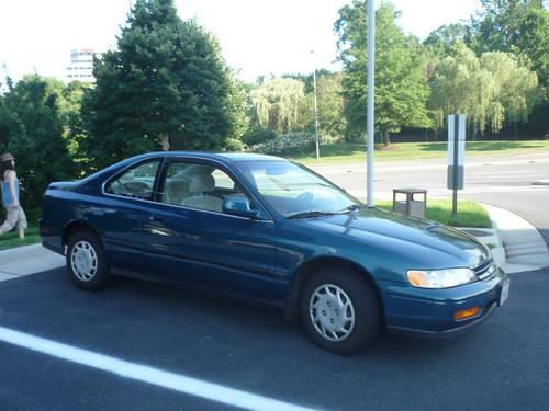 1994 honda accord lx 2 door coupe 5 speed manual abs for sale in herndon virginia classified. Black Bedroom Furniture Sets. Home Design Ideas
