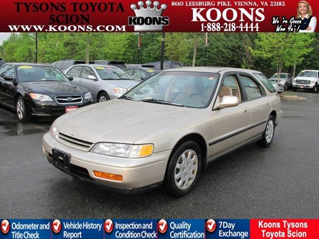 1994 honda accord lx for sale in vienna virginia classified. Black Bedroom Furniture Sets. Home Design Ideas