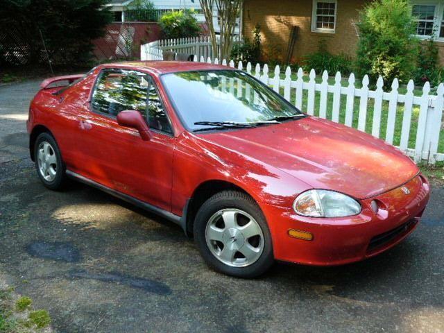 1994 honda delsol for sale in easley south carolina for Honda easley sc