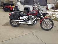 1994 Honda shadow 1100